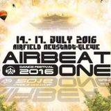 Daniel Warzecha @ Airbeat One (Germany) – 16.07.2016 [FREE DOWNLOAD]