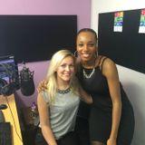 Sasha Shantel Interviews UK Singer Larissa Eddie