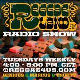 Reggaeland FM radio show @ reggae4us.com (14-Jan-2014 / P1)