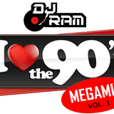 Dj Ram - I Love The Nineties Megamix
