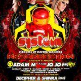 Grady G (SA) Vs Ali Beach (SA) @ System 6, Earth nightclub, September, 2013