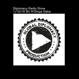 The Diplomacy Music Hour 01-10-16 Sundays 12-1pm (EST) on housestationradio.com