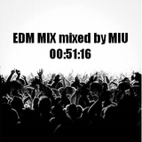 EDM MIX 2 mixed by MIU