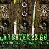 Stefan Kierewiet Hashtek23 @ Pindakaas & Hashtek23 Soundsystems Go Wild! - 16-06-2017 @ Pip Den Haag