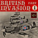 BRITISH INVASION pt 1!