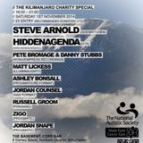 Jordan Counsel Live @ Progmatic Kilimanjaro Charity Special (1.11.2014)