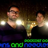Pins and Needles Podcast 004 // EZLV
