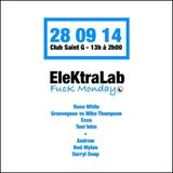 Groovegsus & The Sinnerman @ Elektralab - 28 09 2014