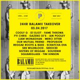 Fame Throwa x Peckham Rye Music Festival: Balamii Take Over
