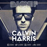 DJ OneF: Calvin Harris Mini-Mix