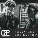 Catch 22 podcast #001 w/ Palentine & Sulpho B2B