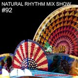Natural Rhythm Mix Show #92 June 9th 2018