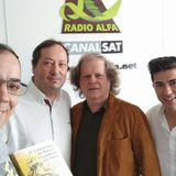 António Manuel Ribeiro, Frankelim Amaral e Adélio Amaro à conversa com Vitor Santos no #NuncaETarde