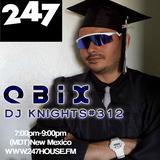DJ QBIX LIVE@247HOUSE.FM DJK#312pt.1 HOUSE 5-26-2017