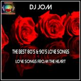 The Best 80's & 90's Love Songs