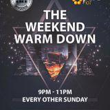 Mark Maddox - The Weekend Warm Down Sunday 30th July 2017