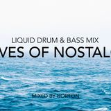 """Waves of Nostalgia"" ~ Liquid Drum & Bass Mix"