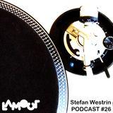Lamour podcast #26 - Stefan Westrin