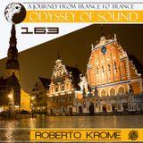 Roberto Krome - Odyssey Of Sound 163