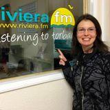 Rosie Eade - The Battlestorm Interview by Jackson Cooper on Riviera.FM 13.02.16