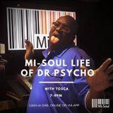 Tosca 'Mi-Soul Life of Dr Psycho' / Mi-Soul Radio / Thu 7pm - 9pm / 02-11-2017