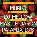 Max le Daron Mix @ Hell Yeah 02/11/2013 w/ Murlo & DJ Mellow (Batofar - Paris)