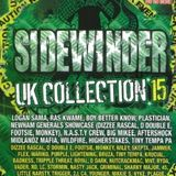 SIDEWINDER , CAMBRIDGE. dj big mikee ft mc vader,mayhem,jammer,tempz,griminal,firecamp,slewdem