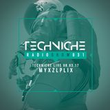 TRS031 Techniche Live: Myxzlplix 08.06.17