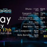 Friday Frenzy on morebass.com- with my special guest Dj Dragstorm!!