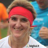 Bėgikai.lt #79 | Danguolė Bičkūnienė: alpinizme esu svajonėse, o trail bėgimas – kasdienybė