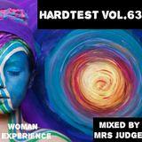 CD6-VA-HardTest vol.63 mixed by Mrs Judge [Woman experience]