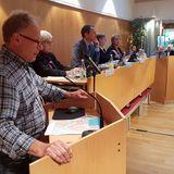 Oskarshamns kommunfullmäktiges sammanträde 11 september 2017