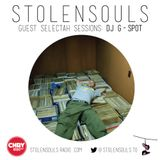 DJ G-Spot - StolenSouls Radio, Guest Selectah Sessions - May 07, 2014