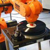 robot marsch