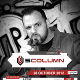 X-POSE @ 5COLUMN (Up Front Movement) [28-10-2012]