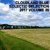 Cloudland Blue Eclectic Selection 2017 Vol 26