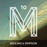 M10: Behling & Simpson [Monologues.]