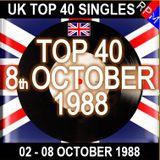 UK TOP 40 : 02 - 08 OCTOBER 1988