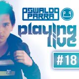 Playing Live #18 (Summer Mix 2015)