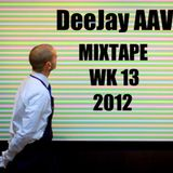 DeeJayAAV Tech-House selection WK13