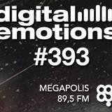 Fonarev - Digital Emotions 393 (Chris Voro Producer Guest Mix)