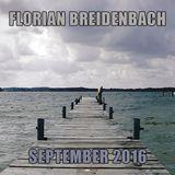 Florian Breidenbach - September 2016