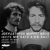 Jekyll & Hyde Invite Mr Kate & Doctor Salt - 19 Mai 2016