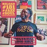 Soulvation Radio Show #181 (16.04.2017)