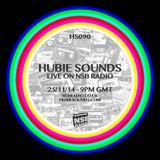 Hubie Sounds 090 - 25th Nov 2014