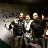 Entrevista Road to Ultra 2016 - Mañana Maldita, Radio Planeta 107.7