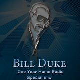 BillDuke Special mix One year Home Radio