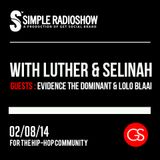 Simple Radio Show 003 w/ Luther & Selinah