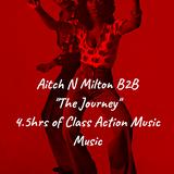 Aitch N Milton. The Journey. Class action MUSIC