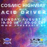 Cosmic Highway_28AUG2016 @ Pure Radio Holland